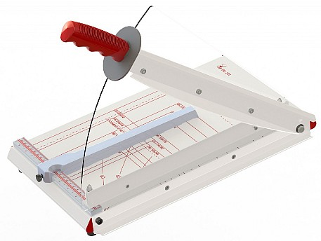 Manual paper Trimmers - Guillotines RC 331, manufactured by RC systems
