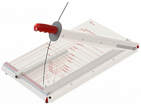 Manual paper Trimmers - Guillotines RC 451, manufactured by RC systems