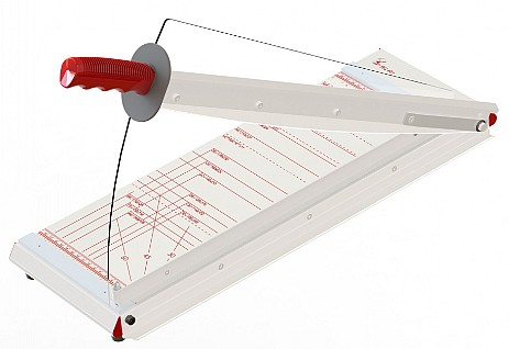 Manual paper Trimmers - Guillotines RC 461, manufactured by RC systems